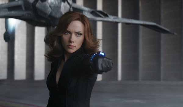 Black Widow Civil War
