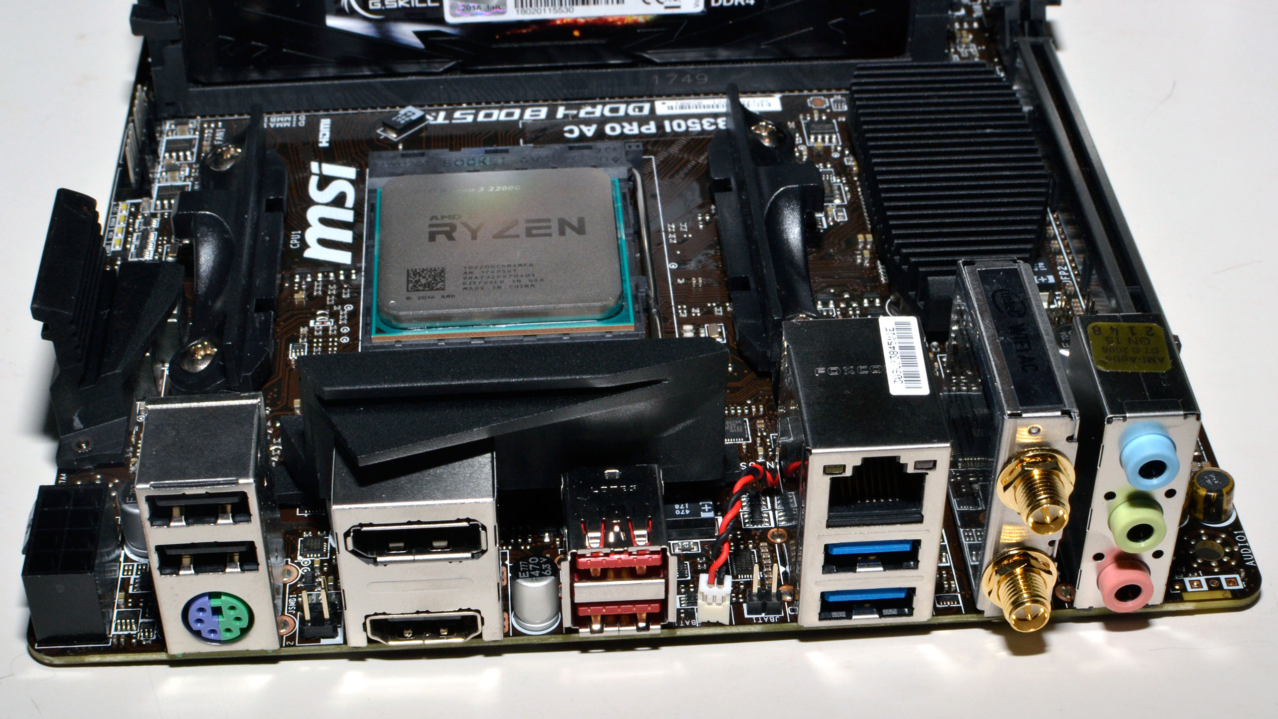 Ryzen 3 2200G is great for extreme budget gaming and HTPC
