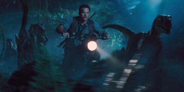 Jurassic world owen motorcycle