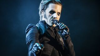 Ghost's Tobias Forge