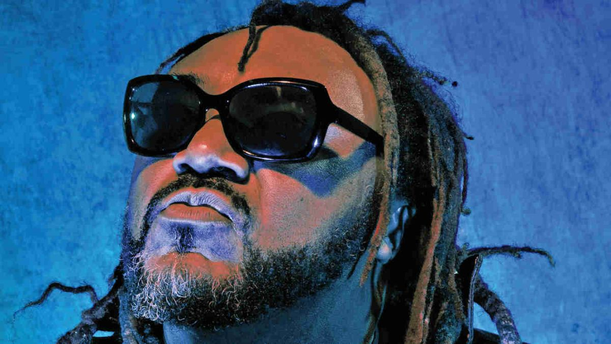"""Skindred's Benji Webbe: """"I went to A&E cos I thought I was dying"""""""