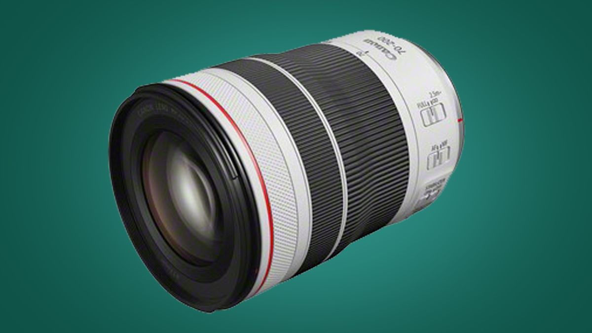 Canon's new compact telephoto lens is the one EOS R fans have been waiting for - Techradar