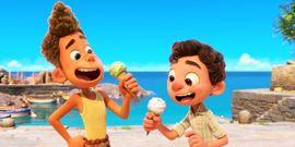 Why Pixar's Luca May Remind You Of A Studio Ghibli Movie