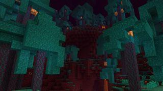 find minecraft netherite ore