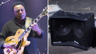 George Benson's Polytone amp is up for auction
