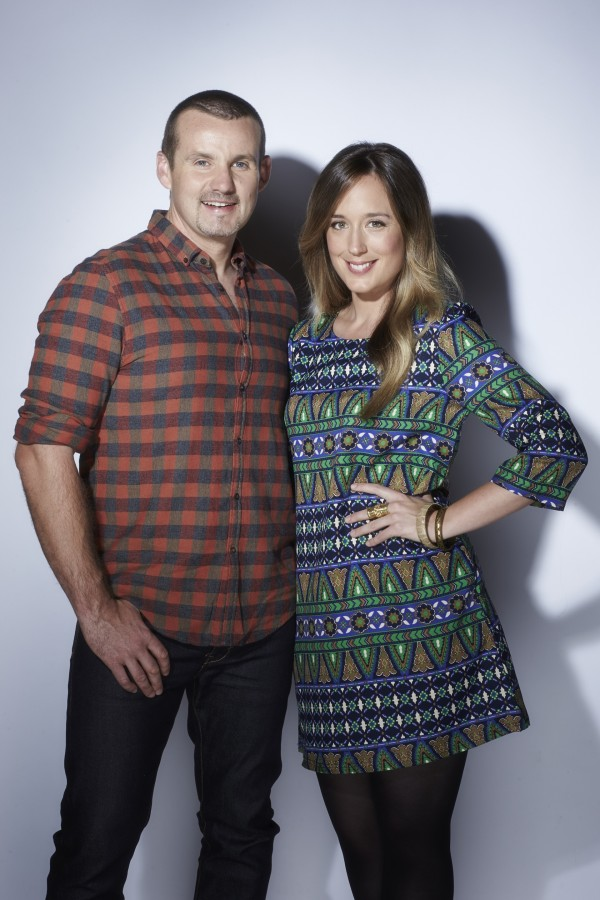 Sonya and Toadie have been through a lot (Channel 5)