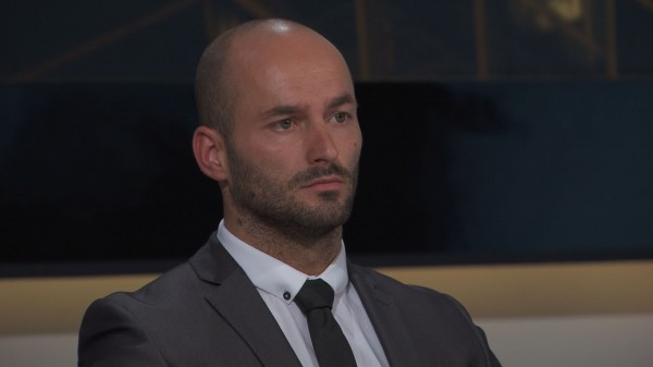 Brett was fired from The Apprentice (Boundless/BBC Pictures)