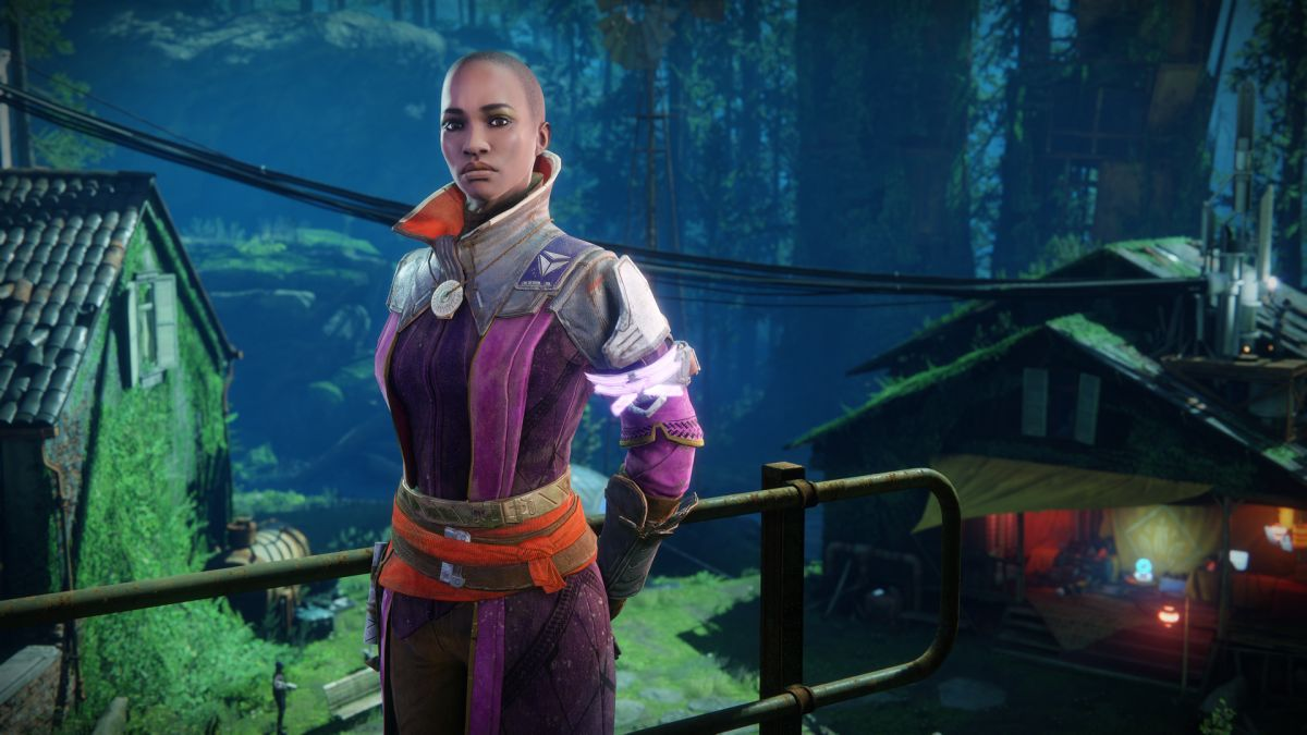 Destiny 2's secret XP scaling system was made partly because