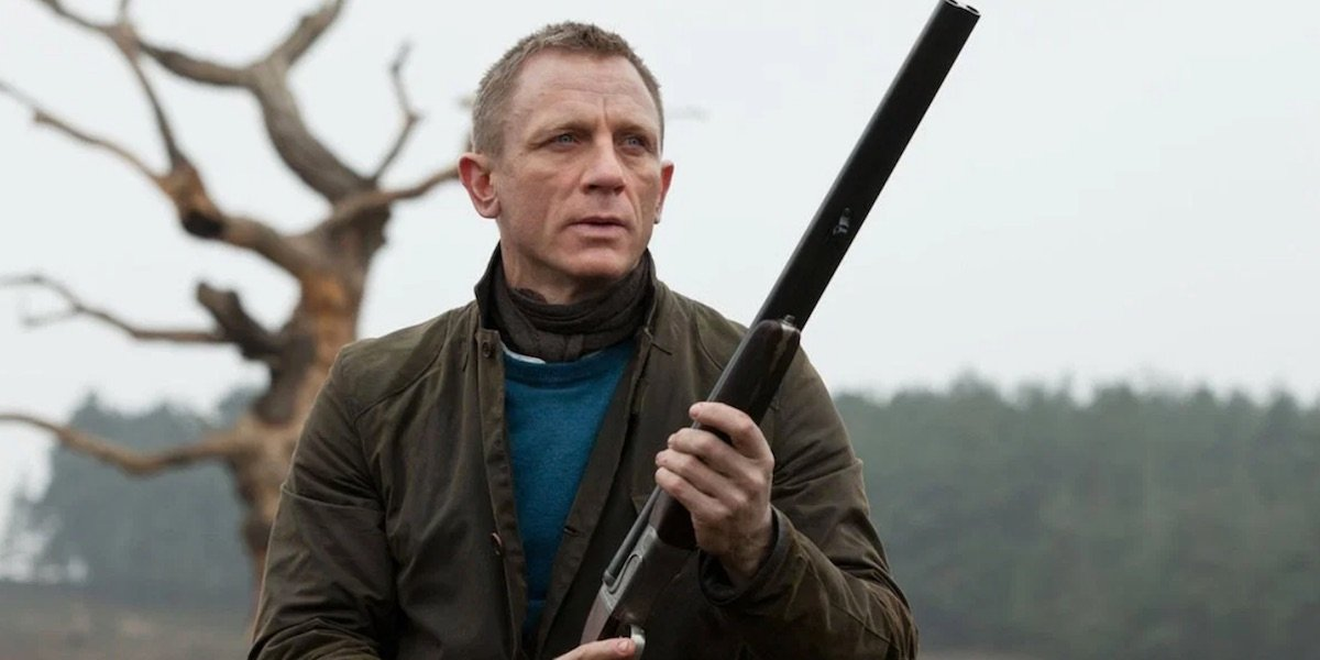 Yes, No Time To Die Will Wrap Up The Last Two Bond Movies