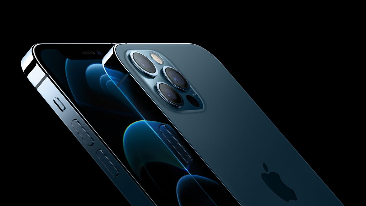 iPhone 13 colorized renders show smaller notch and rearranged rear cameras - TechRadar