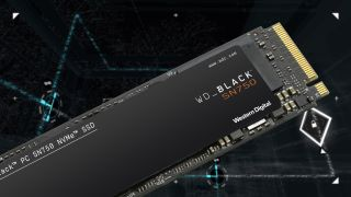 Western Digital's WD Black SN750 is a gaming SSD for the