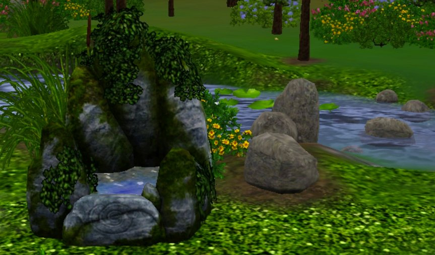 The Sims 3 Hidden Springs World Review: A World With A View #18857