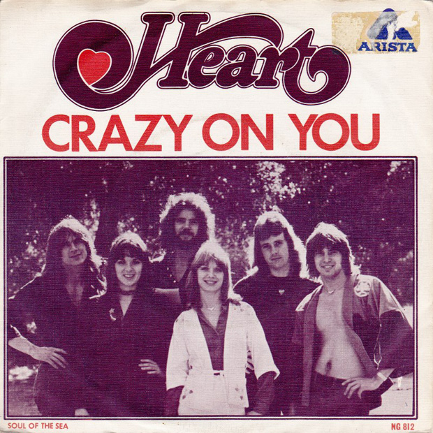 "Nancy Wilson Recalls the Making of Heart\'s ""Crazy on You"" 