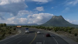 Texas, from the upcoming American Truck Simulator