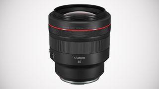 Canon RF 85mm f/1.2 L USM.