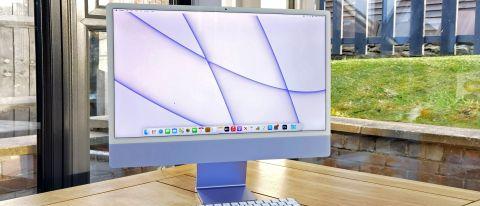 Apple iMac 24in (2021)