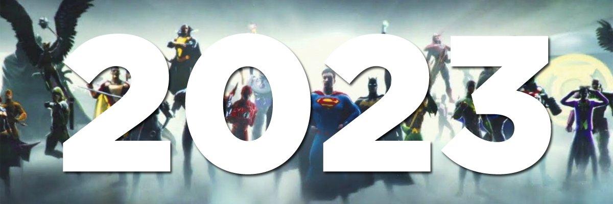 2023 DC Superheroes