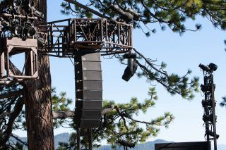 Audio Logic installs d&b Y-Series for Lake Tahoe Shakespeare Festival