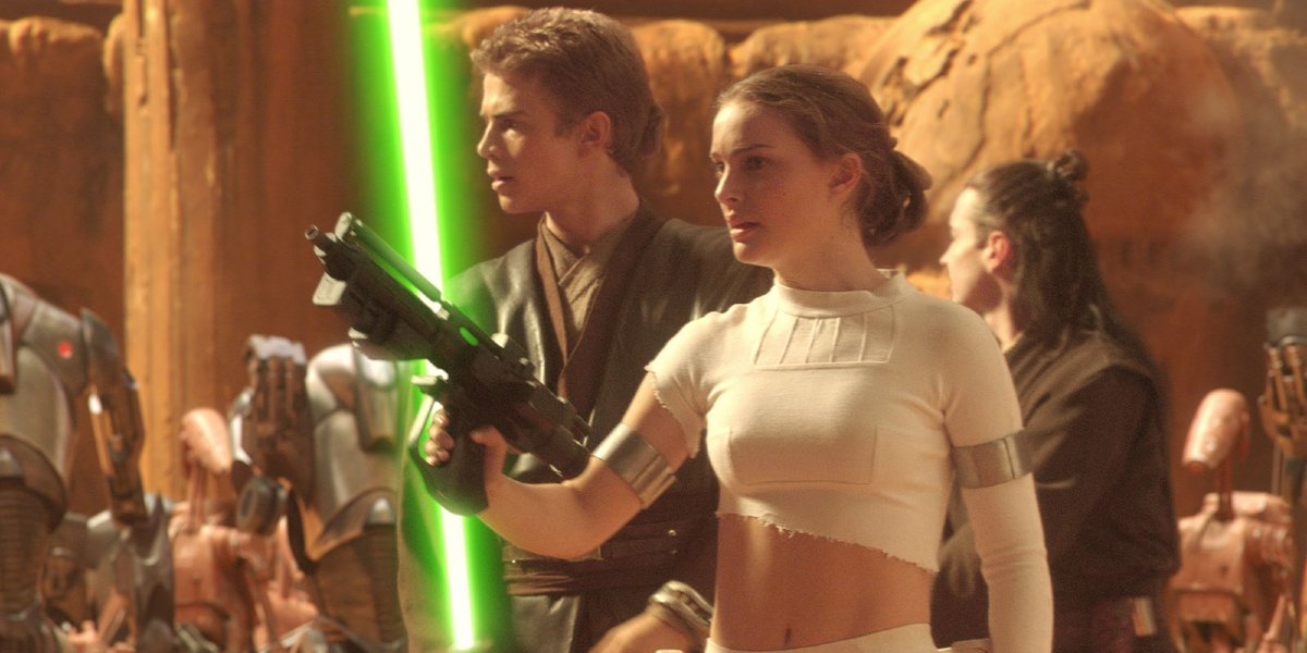 Star Wars: Attack Of The Clones Turned 19, And Fans Celebrated On Social Media