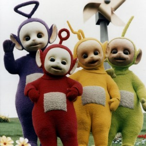 The original Teletubbies