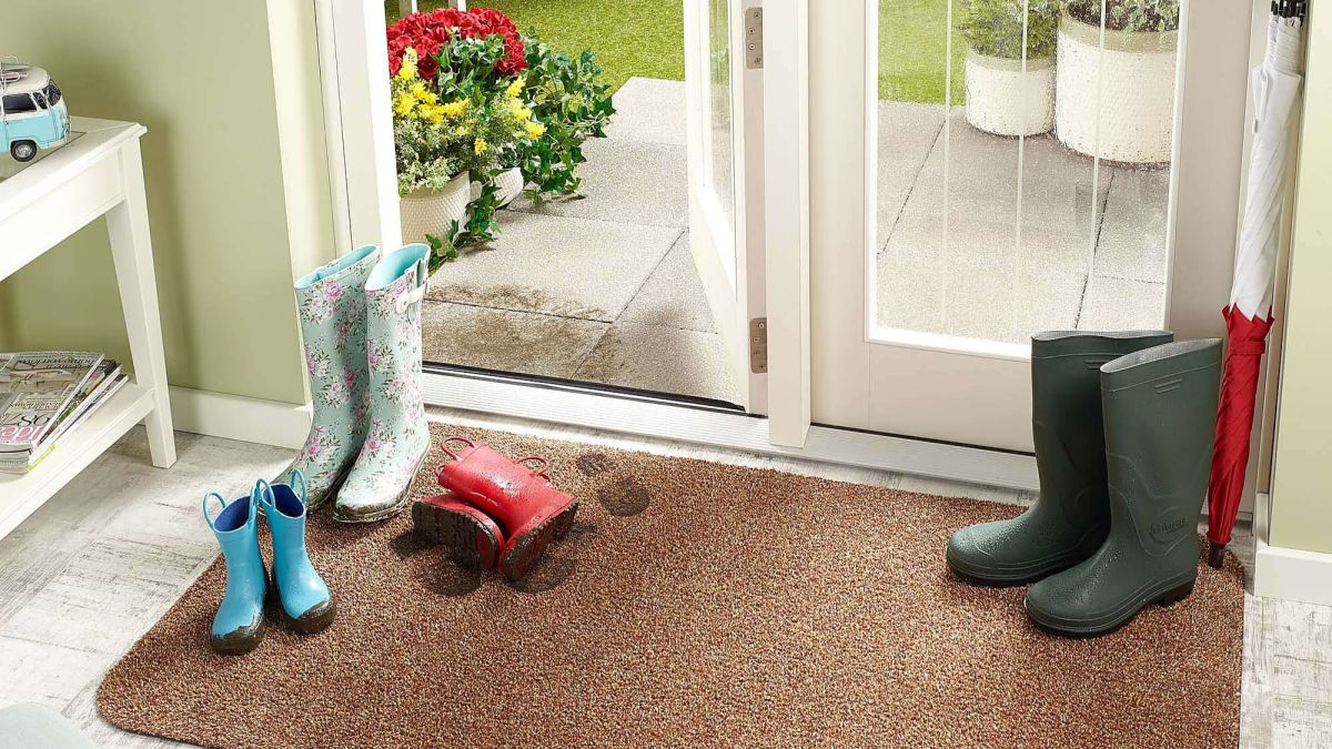 The Best Indoor Door Mats Coir To Cotton And Everything In Between Real Homes
