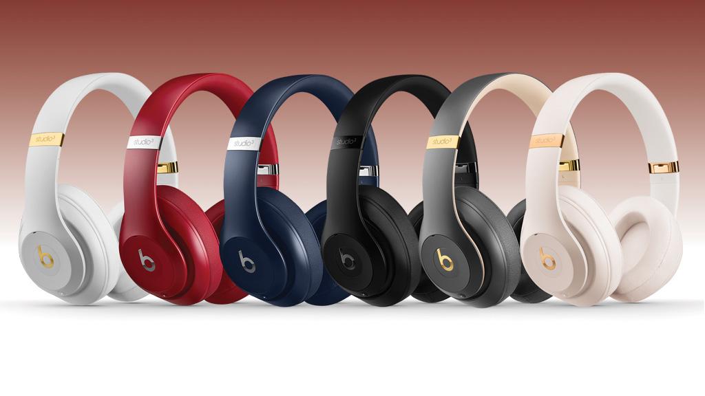 4d3a07ff3de New Beats Studio 3 headphones promise next-gen noise canceling ...