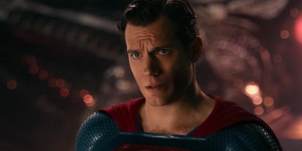 Henry Cavill as Superman, in Justice League