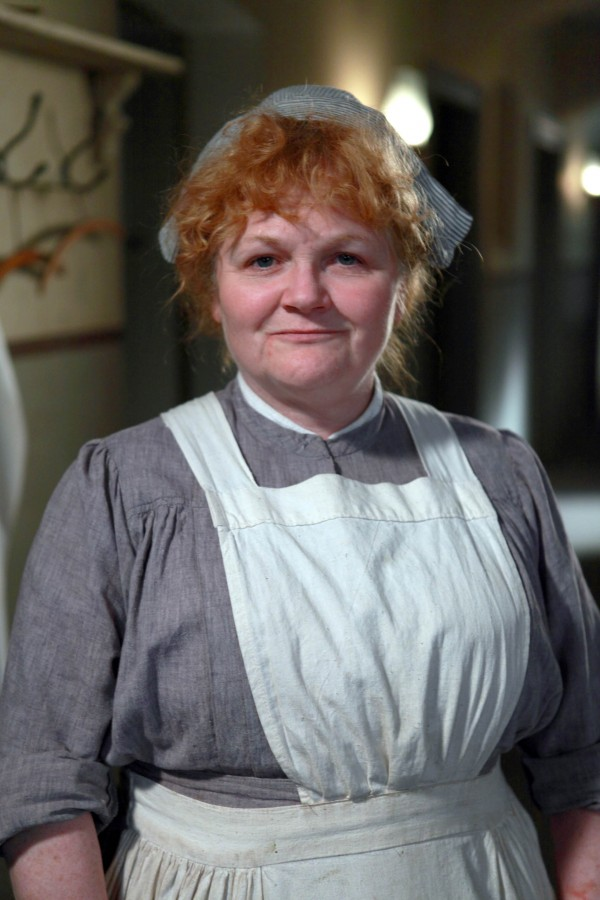 Downton cook Mrs Patmore (NBC/Universal)