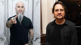 Scott Ian and Dave Lombardo