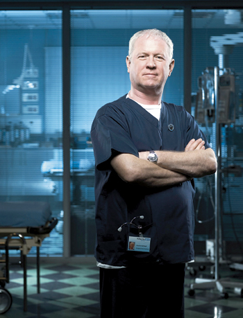 Casualty fans vote train crash best ep