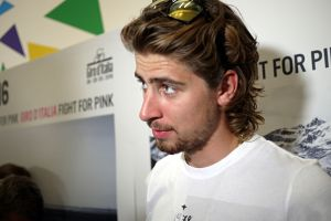 Peter Sagan: 'Rainbow jersey or not, I have to keep training'