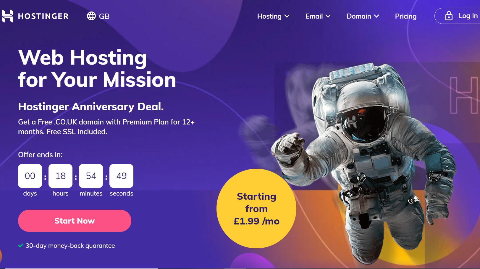 Get Hostinger's premium shared hosting plan for up to 20 off ...