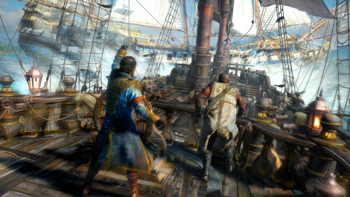 Ubisoft's Skull and Bones reportedly rebooted to be more of a live ...