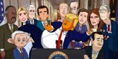 Stephen Colbert's New Showtime Series Our Cartoon President Drops Silly First Video