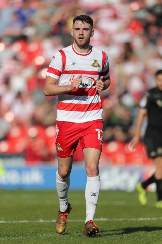 Doncaster Rovers v Wigan Athletic – Sky Bet League One – Keepmoat Stadium