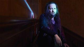Jonathan Davis from Korn