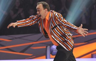 Robin Cousins reveals people are STILL asking him about Todd Carty on Dancing on Ice!