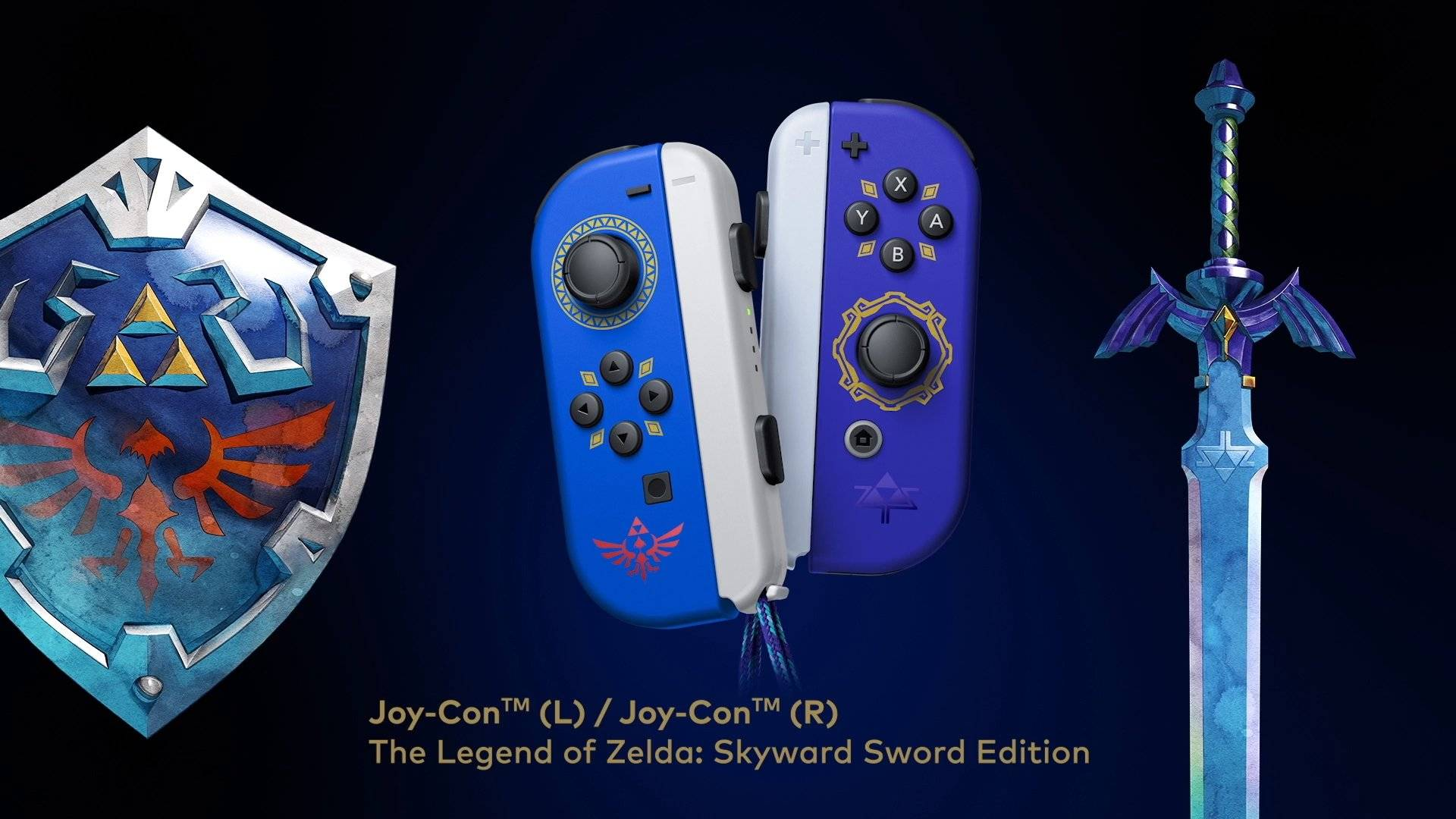 Zelda Skyward Sword Joy-Con