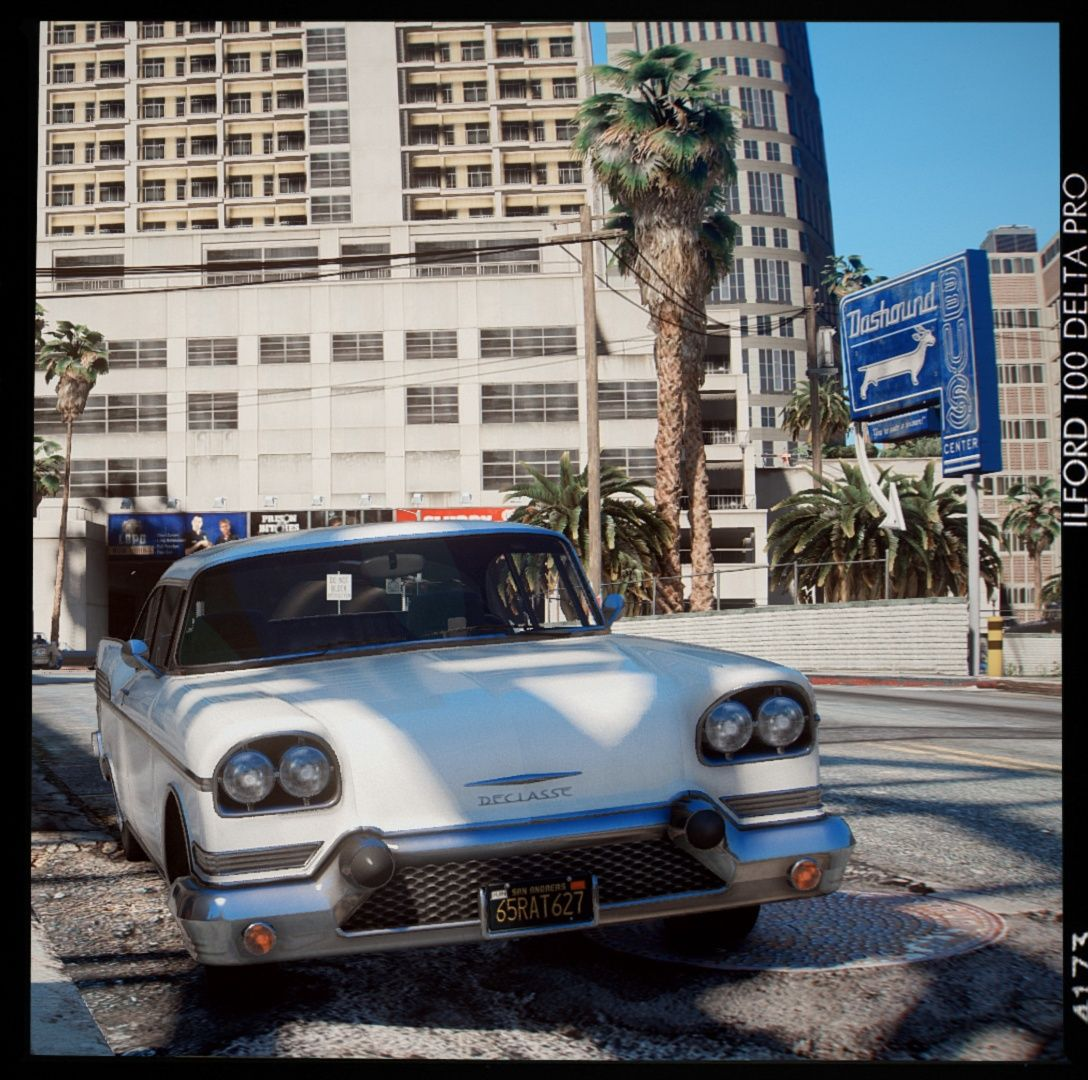 GTA 5's latest hyper-realistic visual overhaul mod is
