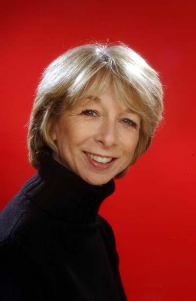Corrie's Helen: Gail will always stick her oar in