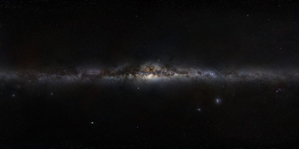 Our Large, Adult Galaxy Is As Massive As 890 Billion Suns