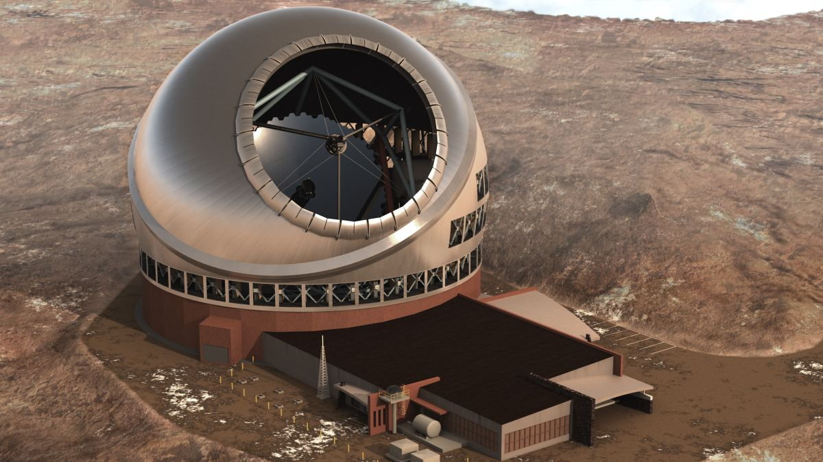 10 Biggest Telescopes on Earth: How They Measure Up | Space