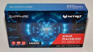Sapphire Radeon RX 6800 XT Nitro+ photos