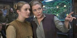 Billie Lourd Posts Touching Tribute On Anniversary Of Carrie Fisher's Death