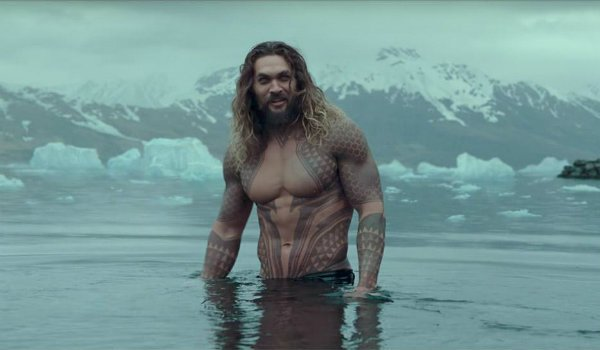Jason Momoa Aquaman Justice League
