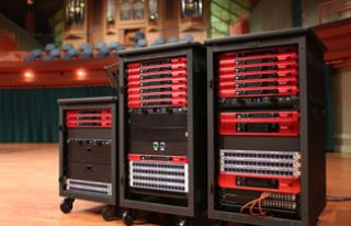 Focusrite's RedNet Connects at the University of North Texas