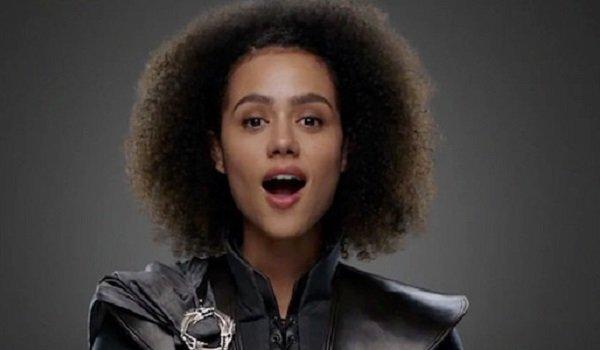 Missandei Nathalie Emmanuel Game of Thrones HBO