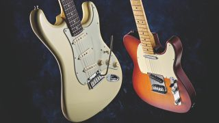 Stratocaster vs Telecaster: how to choose between Fender's two most iconic electric guitars