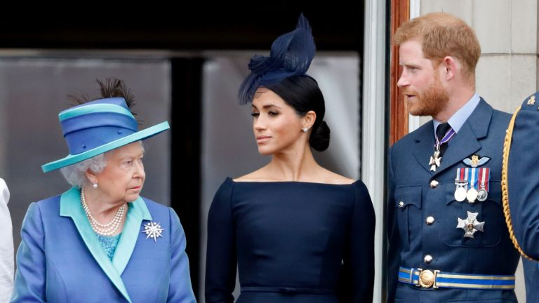 The Queen is planning legal action over Harry and Meghan claims