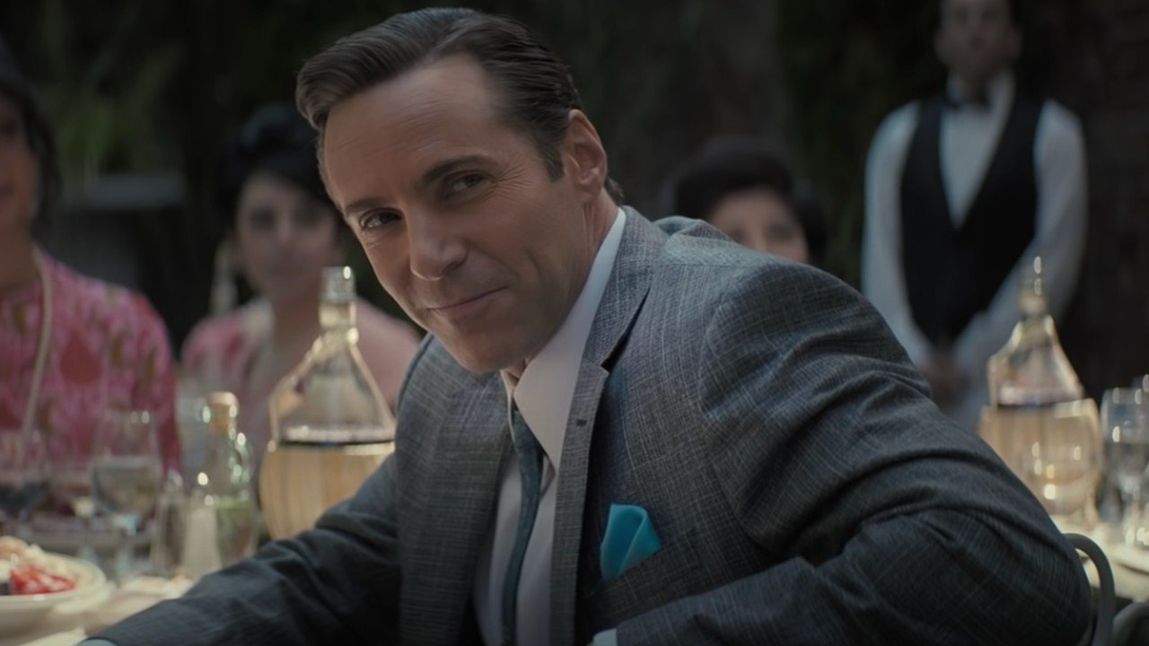The Funny Piece Of Advice The Many Saints Of Newark's Alessandro Nivola Got From David Chase While Prepping For His Role